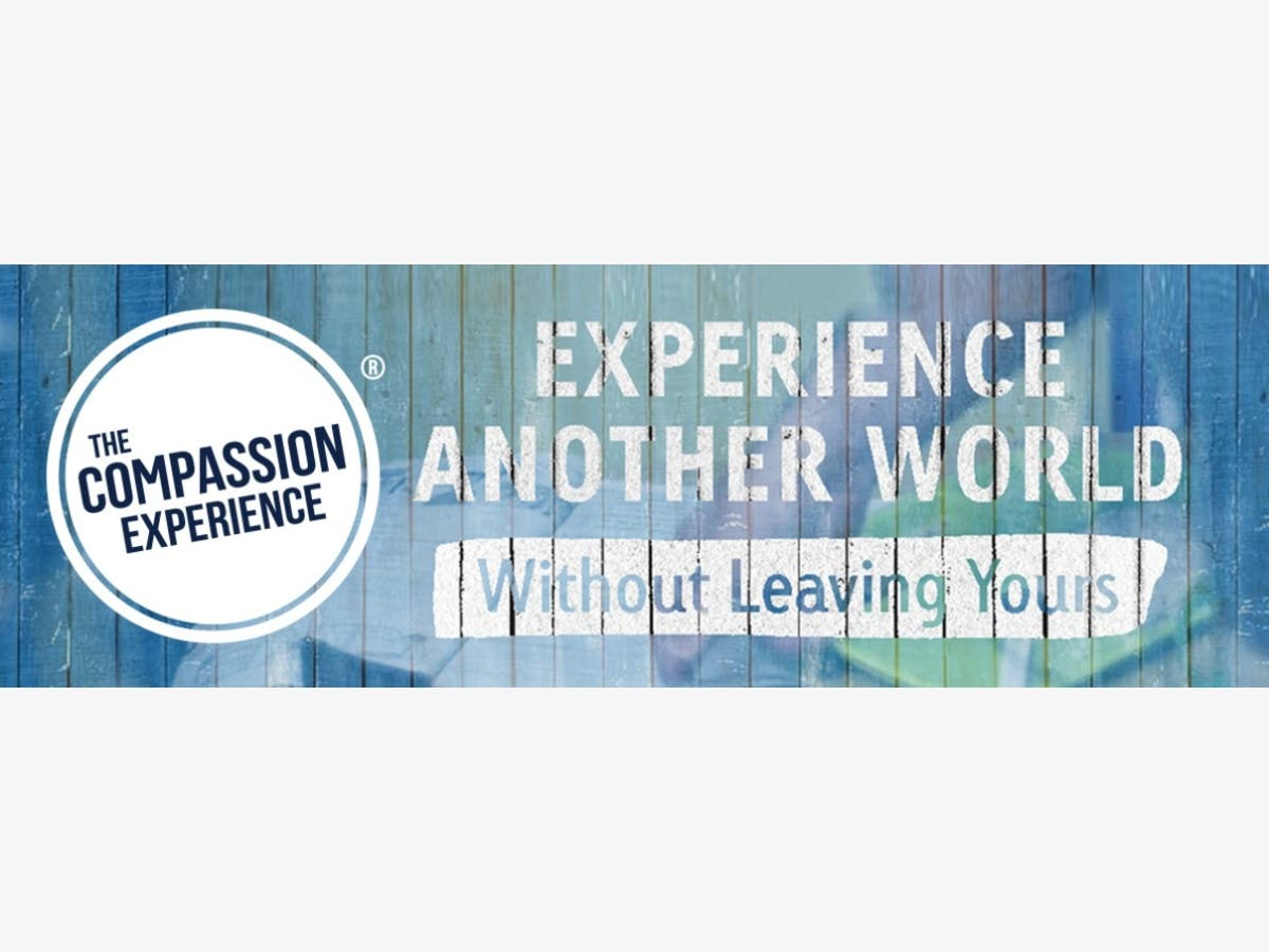 Apr 28 | The Compassion Experience - an Interactive Journey of