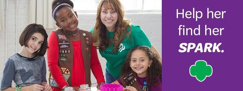 Jan 11 | Methuen Girl Scout Troop Formation Meeting | North