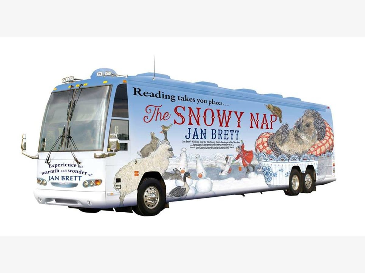 Nov 30 | Beloved Picture Book Author Jan Brett Visits The