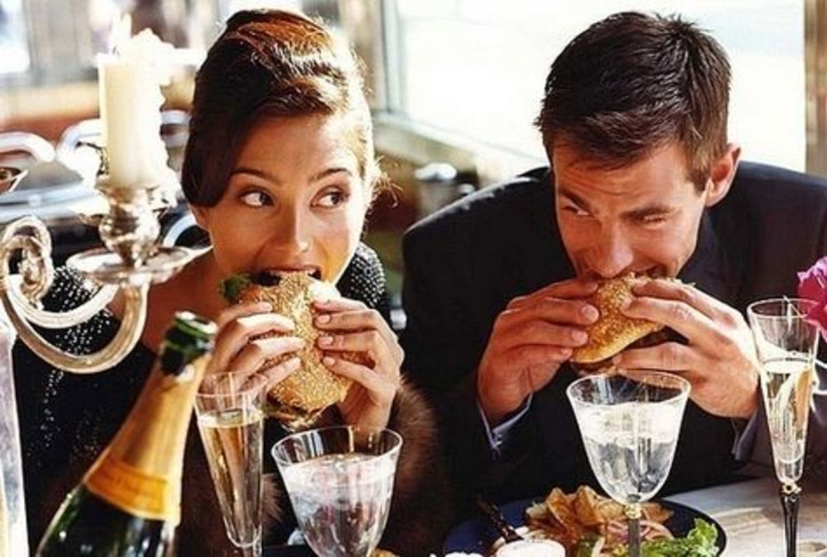 Dating dining etiquette