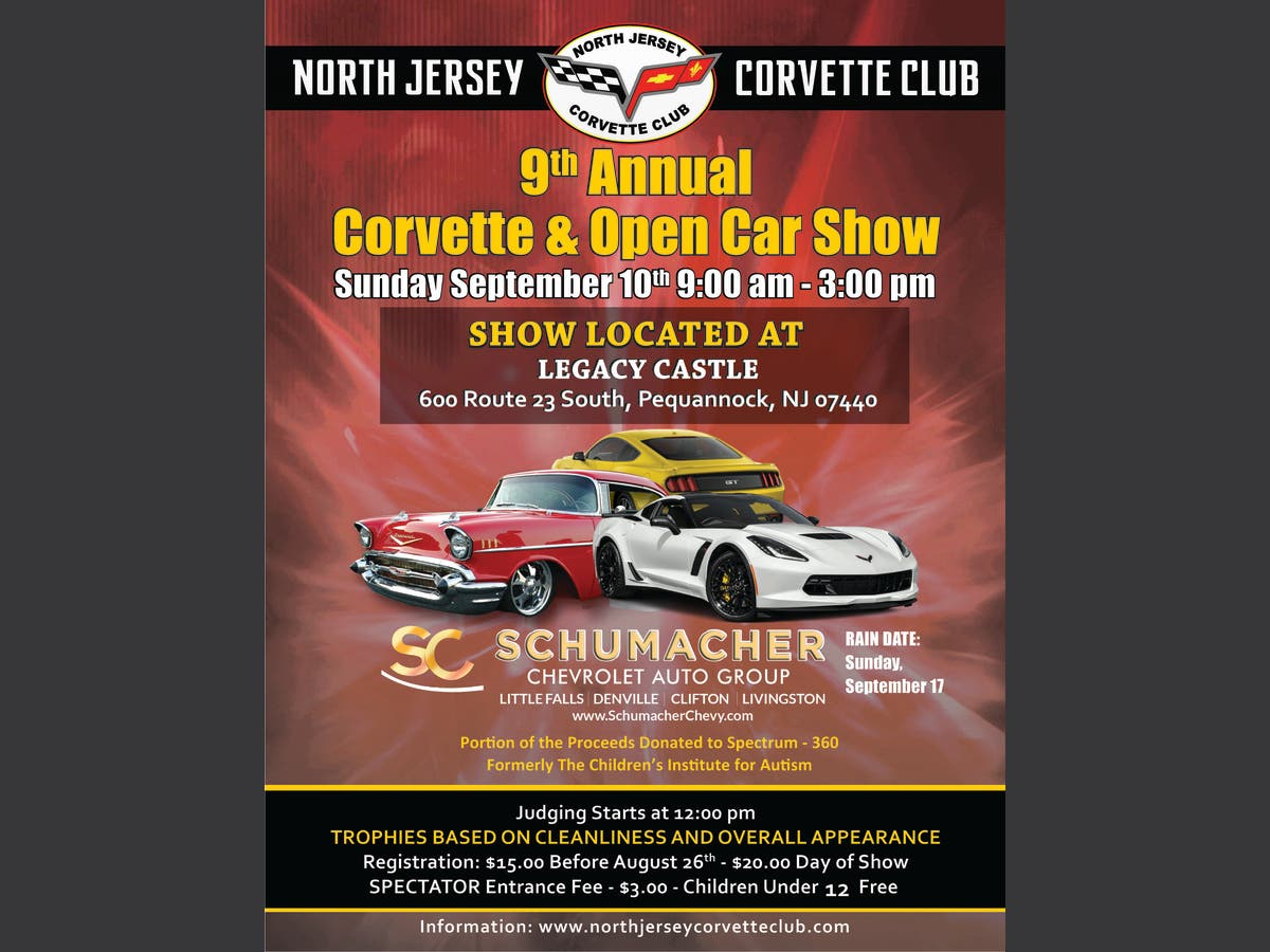 North Jersey Corvette Club Annual