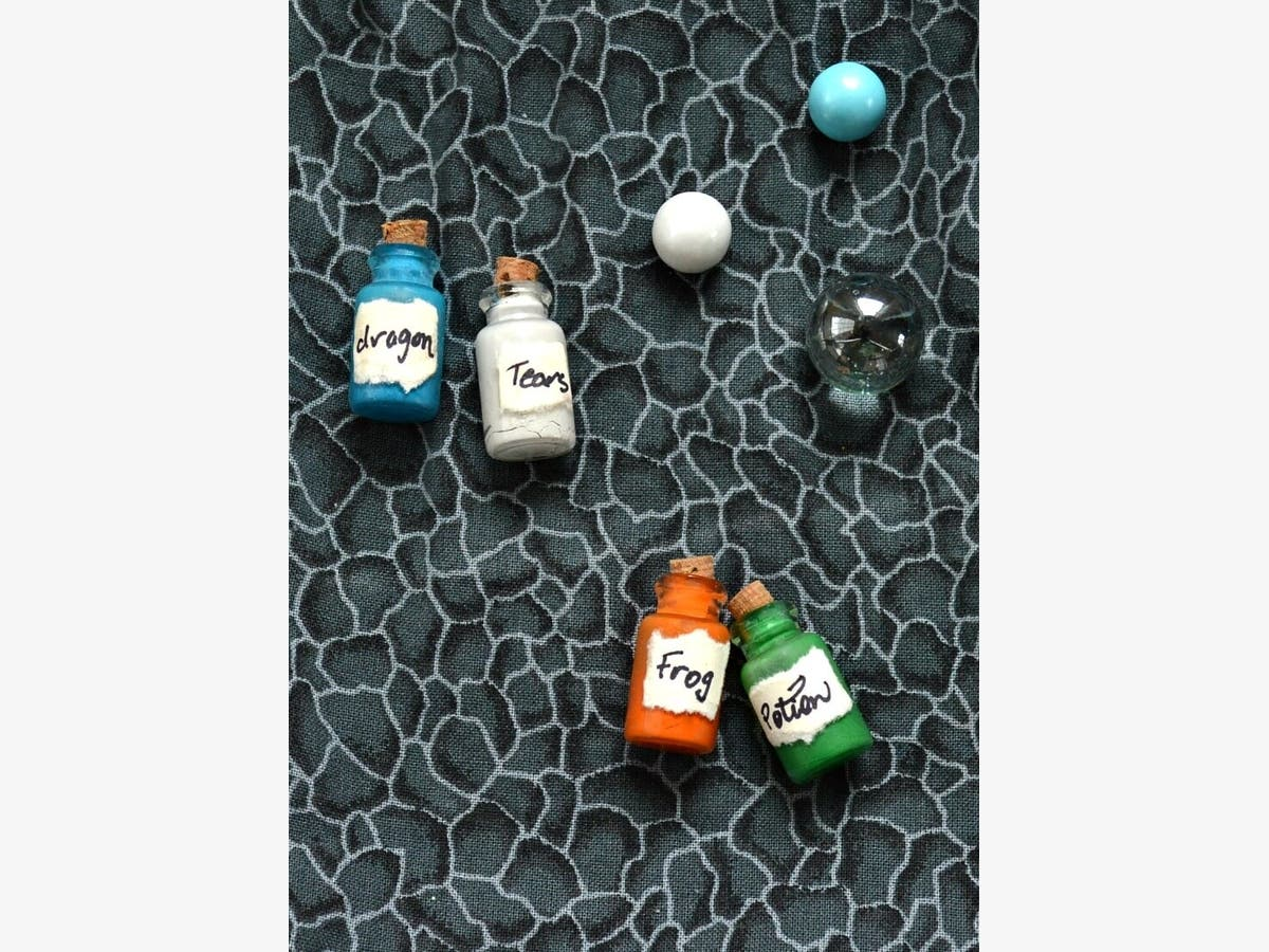 Apr 15 | Make Your Own Magical Potions | Bedford-Katonah, NY