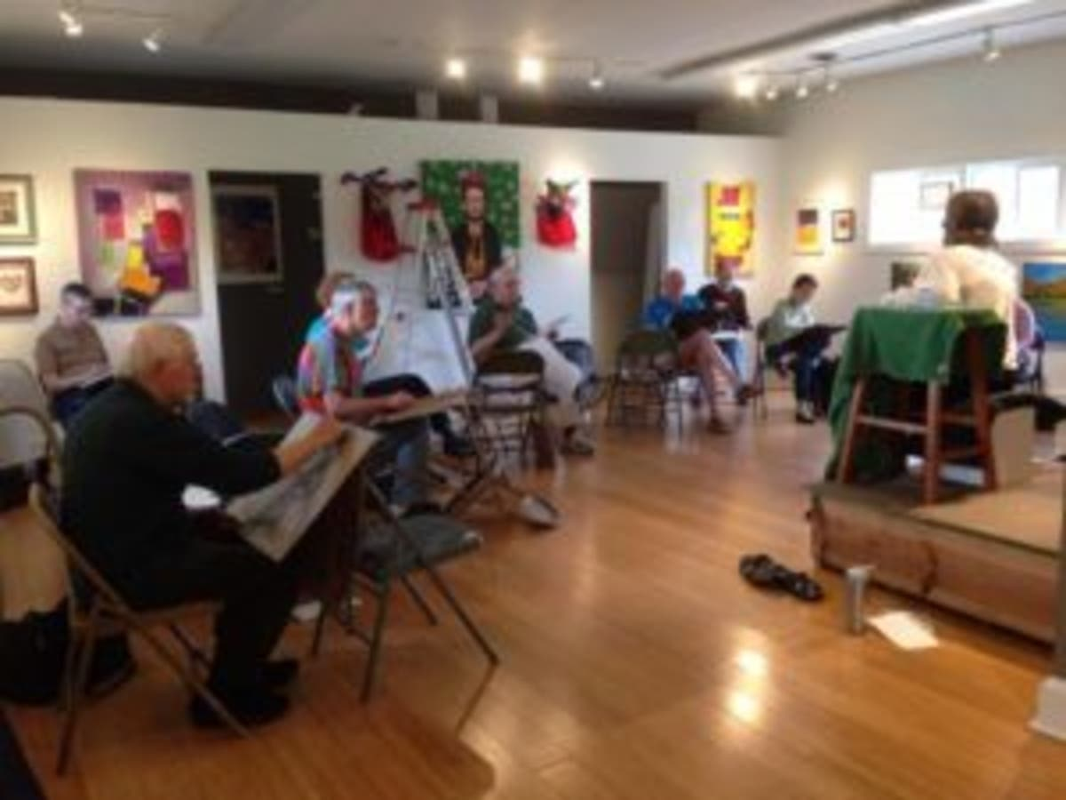 Nov 7 | Open Life Drawing Sessions – Short/Long Poses