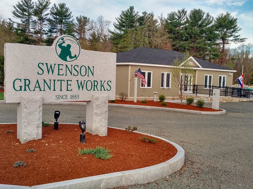 May 18 | Swenson Granite Works South Hadley Store Open House