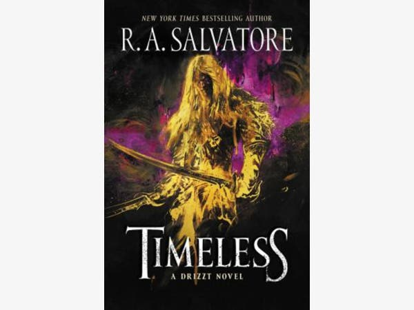 Sep 7 | Fantasy author R  A  Salvatore, with Timeless: A