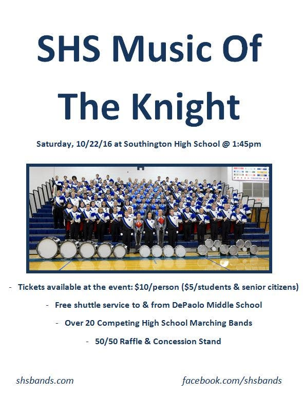 Oct 22 | SHS Marching Band