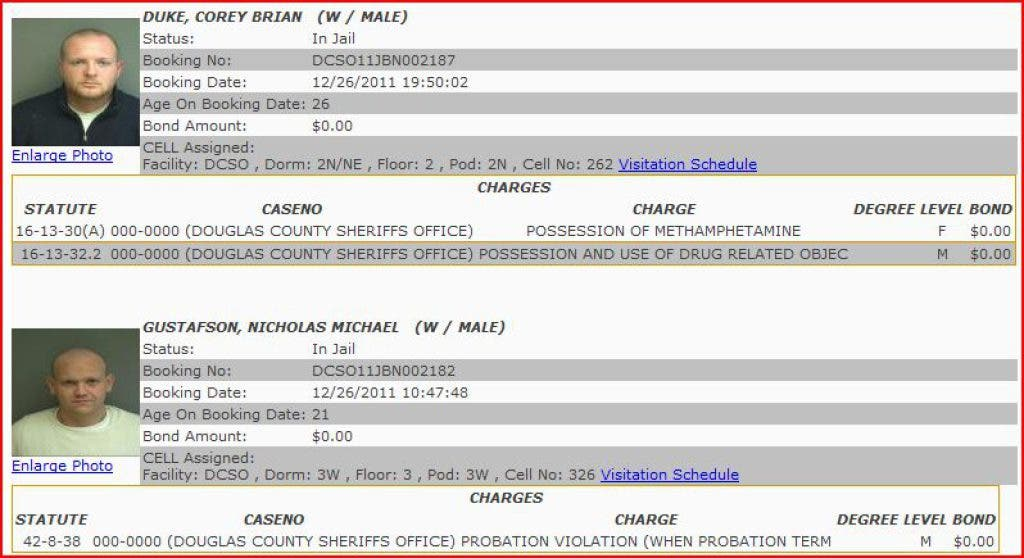Douglas County Sheriff's Arrests | Douglasville, GA Patch