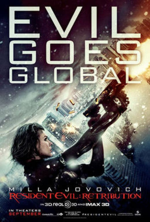 Movie Review Resident Evil Retribution East Meadow Ny Patch