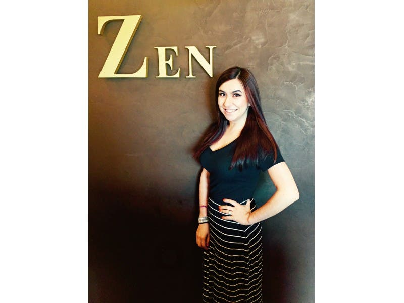 Welcome Araceli To The Zen Salon And Spa Team Plainfield Il Patch