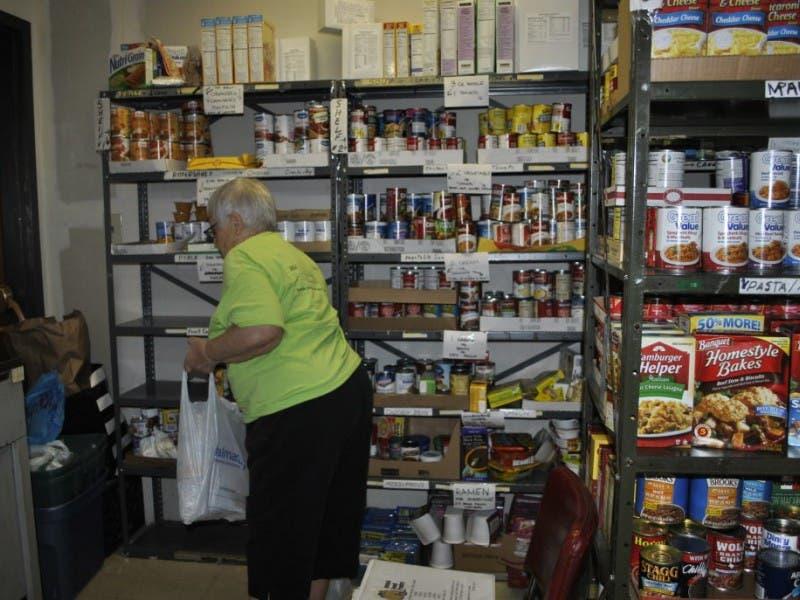 ... Eureka Food Pantry Lends Help 0 ...