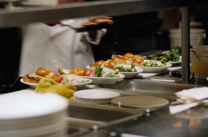Health Inspectors Grade Restaurants In Lake Elsinore