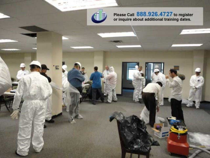 What Is Epa Lead Based Paint Safety Certification Training Class