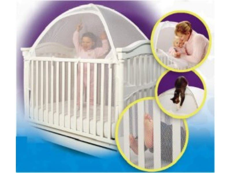 Crib Tents Sold At Walmart, Bed, Bath And Beyond Recalled ...