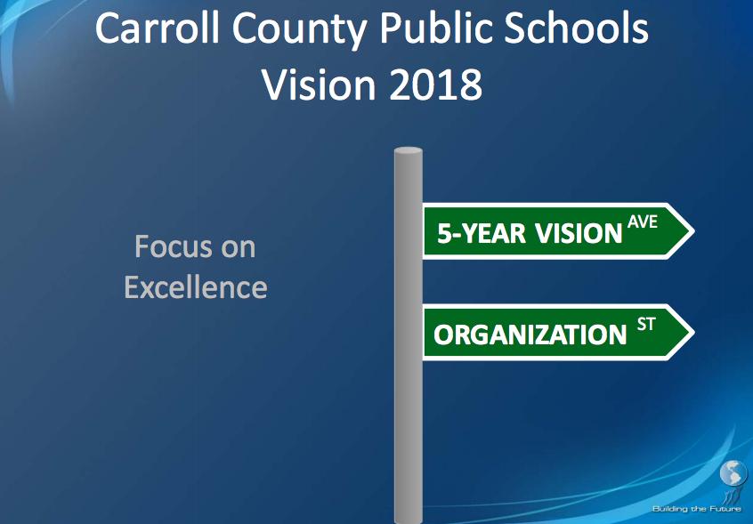 Superintendent Guthrie Presents School System's 'Vision ...