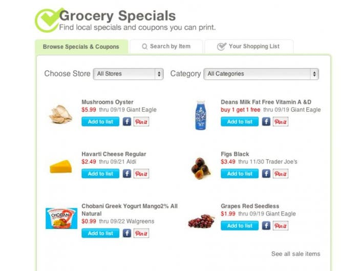 c336c9727562e Don't Forget to Use Our Grocery Specials Feature to Find Deals ...