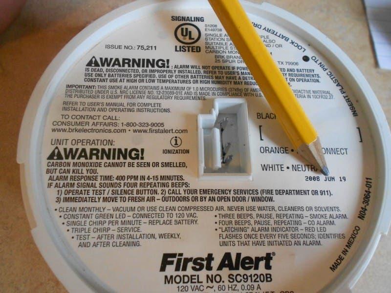 When Does A Carbon Monoxide Detector Expire Affton Mo