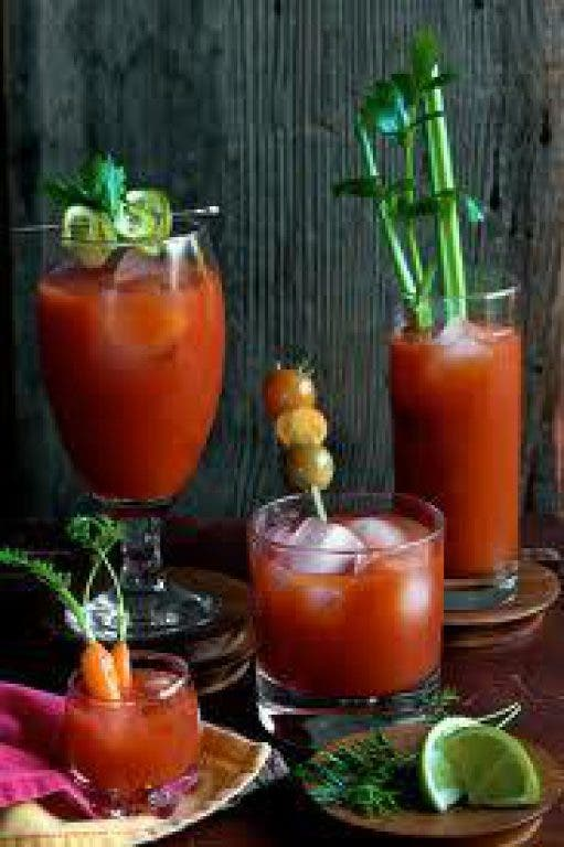 Do It Yourself Bloody Mary Bar At Freight Kitchen Tap