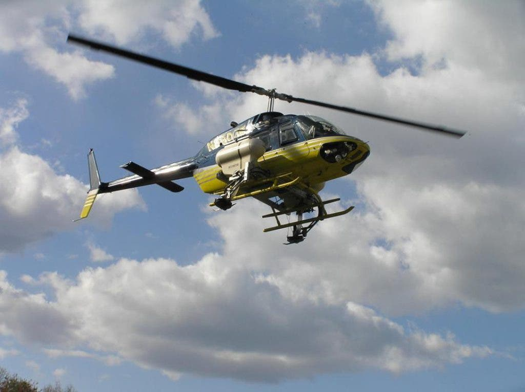 5 Things: Low Flying Helicopter Over Foxborough, Volunteers