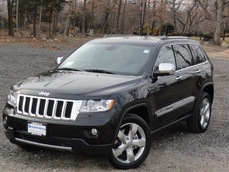 [VIDEO] Car Review: 2012 Jeep Grand Cherokee Overland Edition