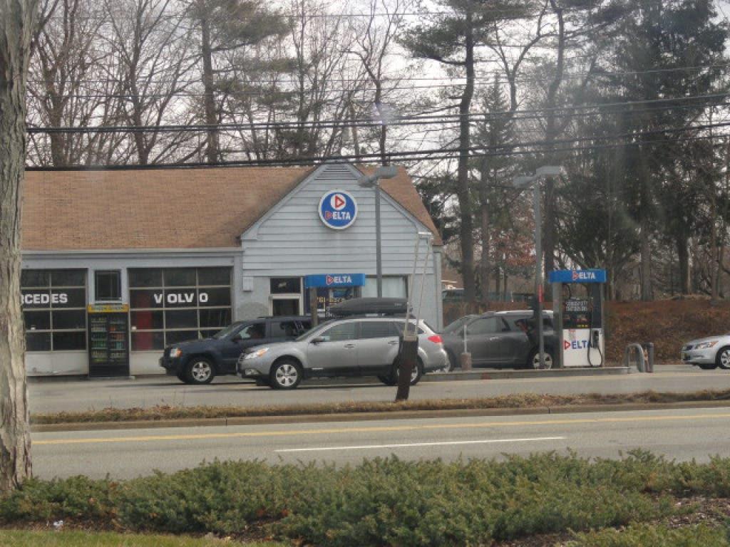 Paramus Delta Gas Station Revises Convenience Store Plans