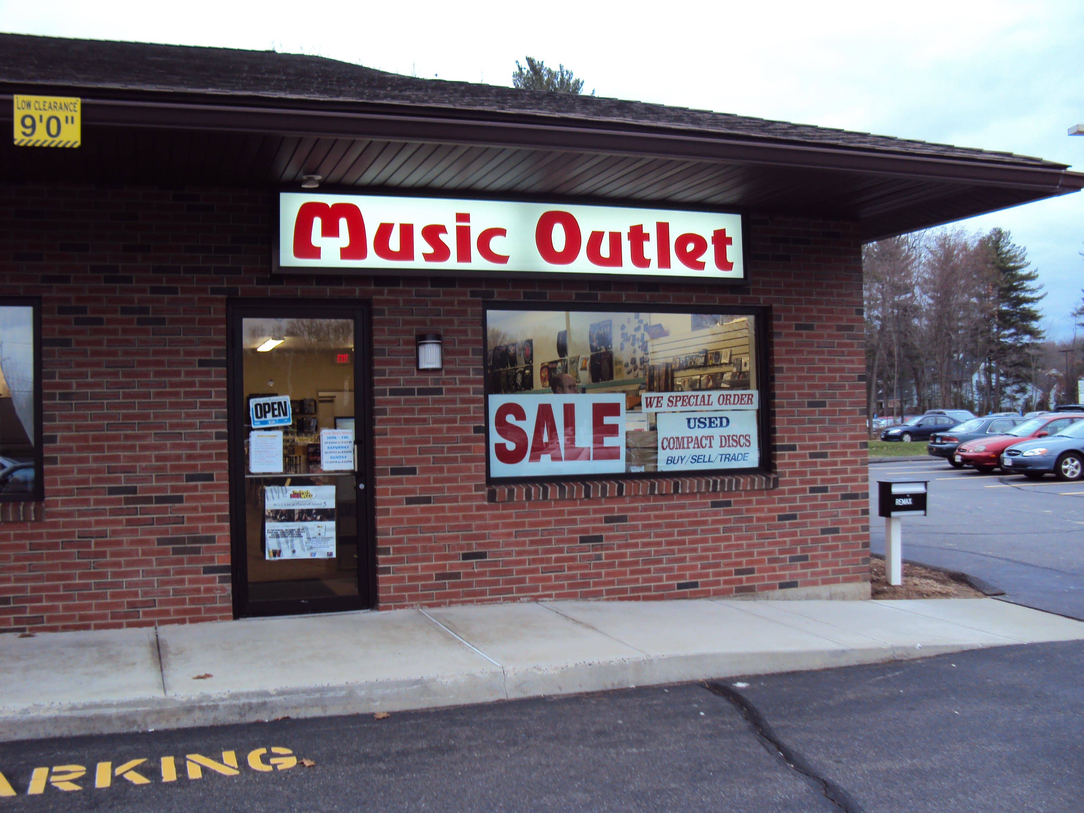 Business Spotlight - Music Outlet | Enfield, CT Patch