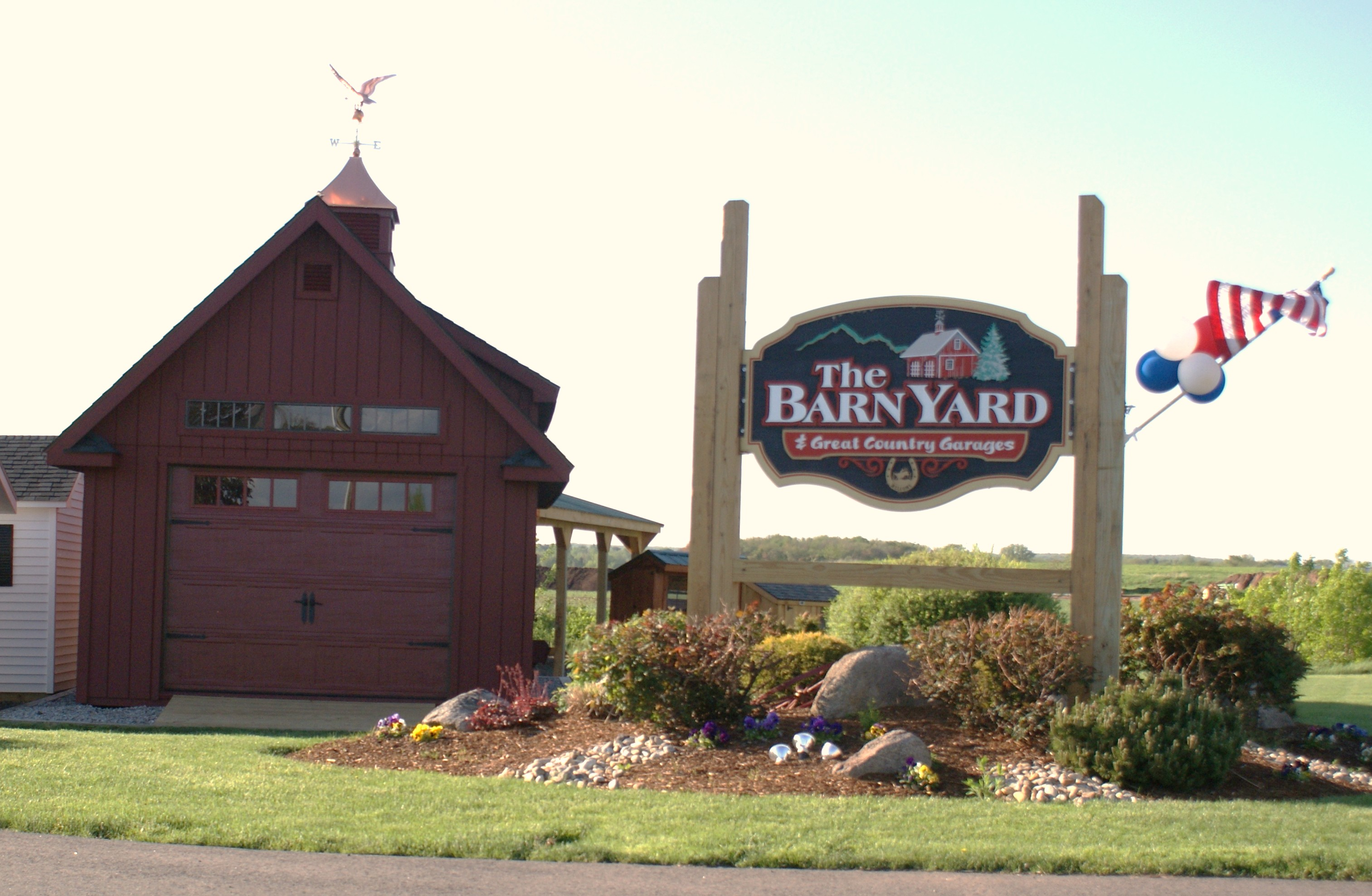Directory Spotlight: The Barn Yard | Ellington, CT Patch