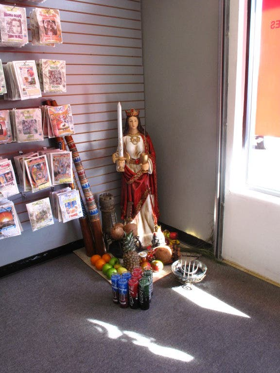 Business of the Week: Botanica Shango Helps the Faithful and the