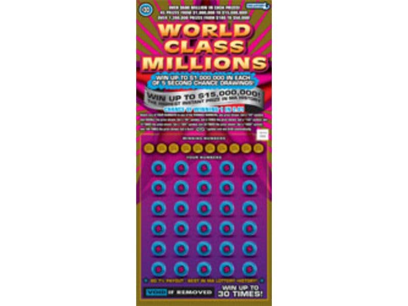 Lottery Instant Ticket Ripoff | Medford, MA Patch