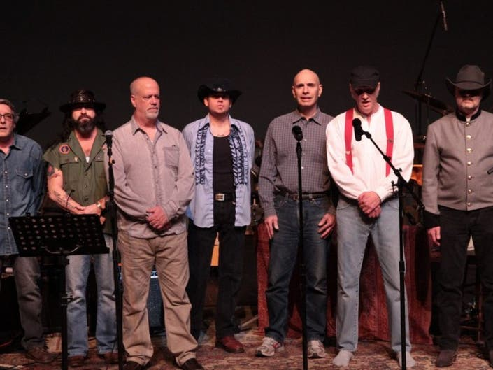 Reock & Roll Revue Pays Tribute To Allman Brothers Band in