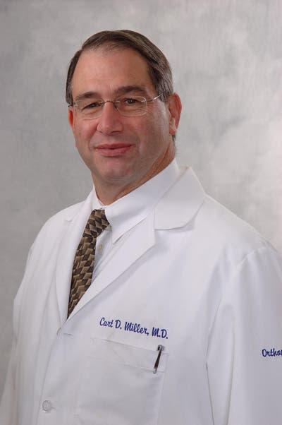 Crozer-Keystone Orthopedic Surgeon Curt Miller, M D  to Host