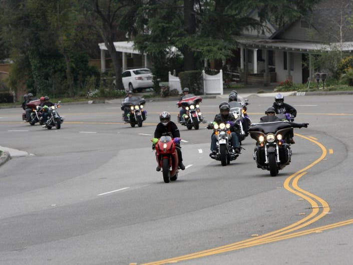 UPDATE: 2 Motorcyclists Killed on Separate Los Angeles