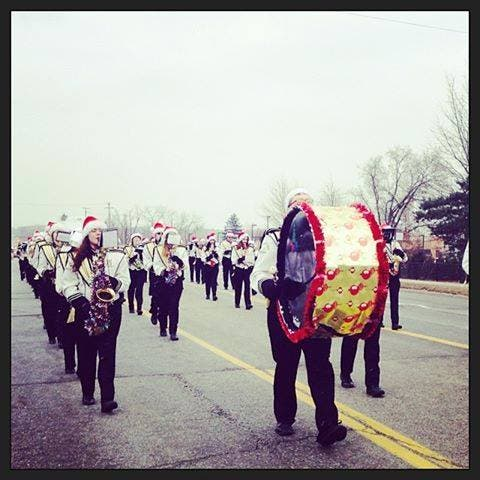 rochester hometown christmas parade live on rochester hills tv this sunday rochester mi patch rochester hometown christmas parade
