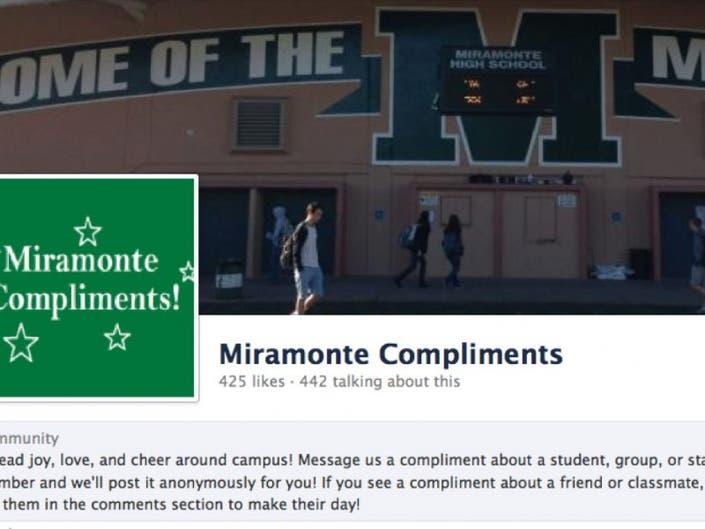 Compliments of Las Lomas: Facebook Page | Walnut Creek, CA Patch