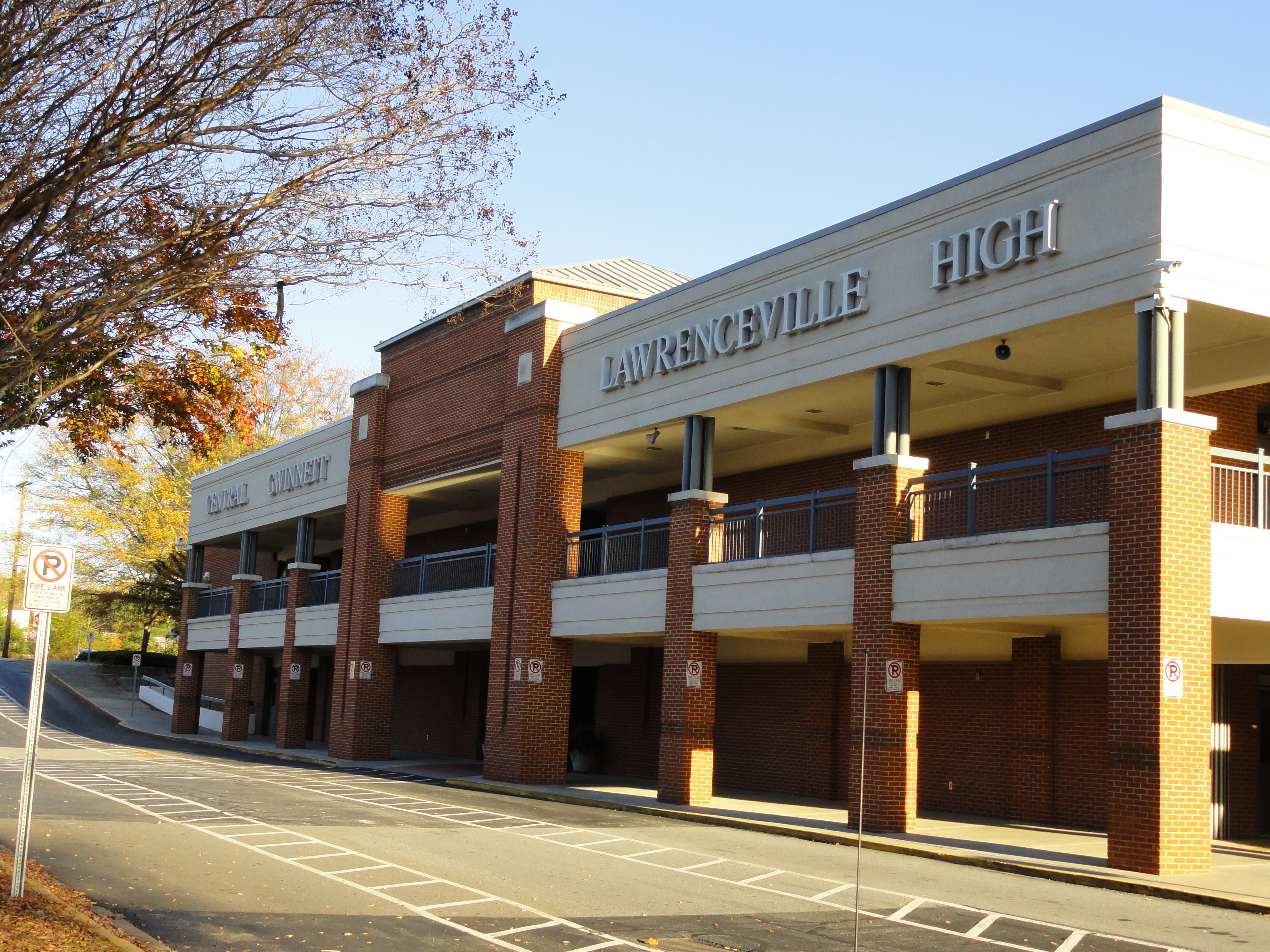 Central Gwinnett High School Graduation Lawrenceville