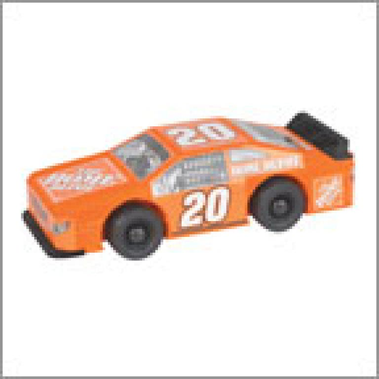 Kids Workshop #20 Race Car Home Depot