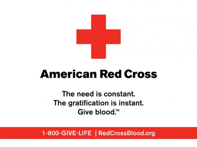 American Red Cross Blood Drive St Lawrence Catholic Church