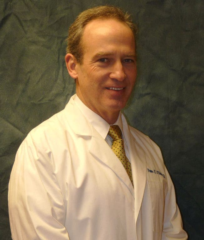 Dr  Peter E  O'Neil Named Chief of Winthrop Dermatology