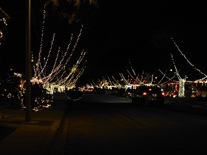 Sleepy Hollow Christmas Lights Extravaganza Ends Tuesday