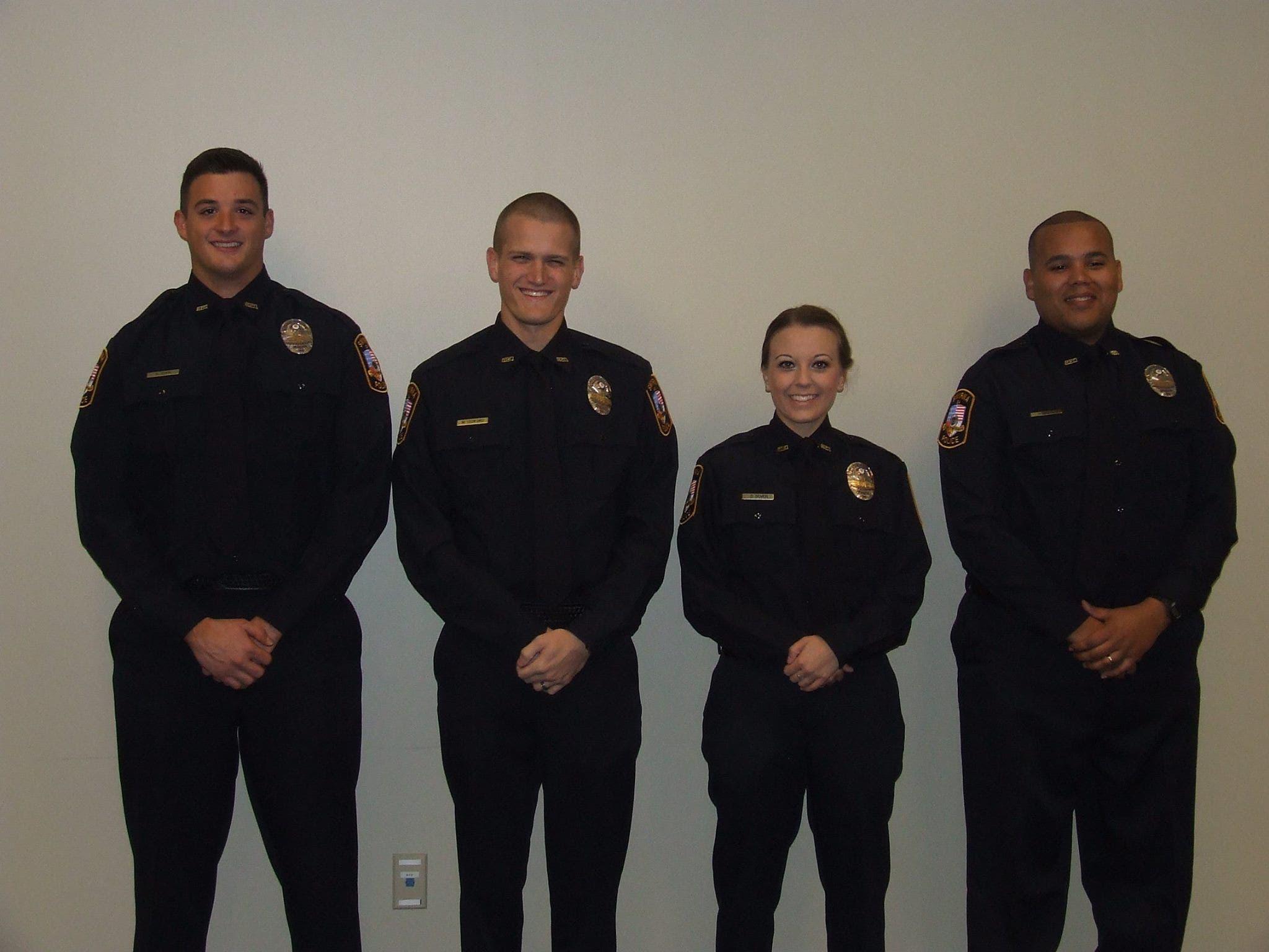 New Officers Join Smyrna Police Department | Smyrna, GA Patch