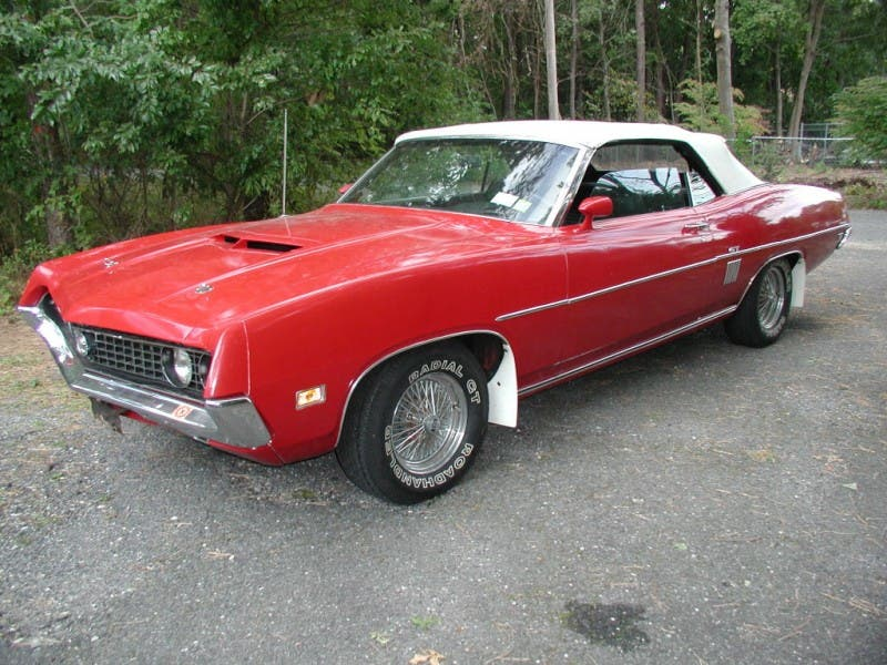 Ford Torino Gt Convertible Fords Performance Midsize