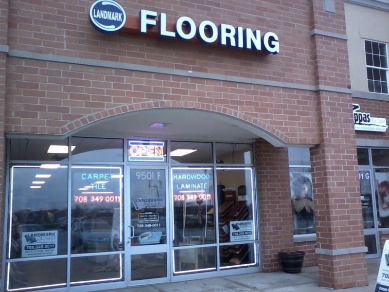 Landmark Flooring Honoring A Father Through Business 0