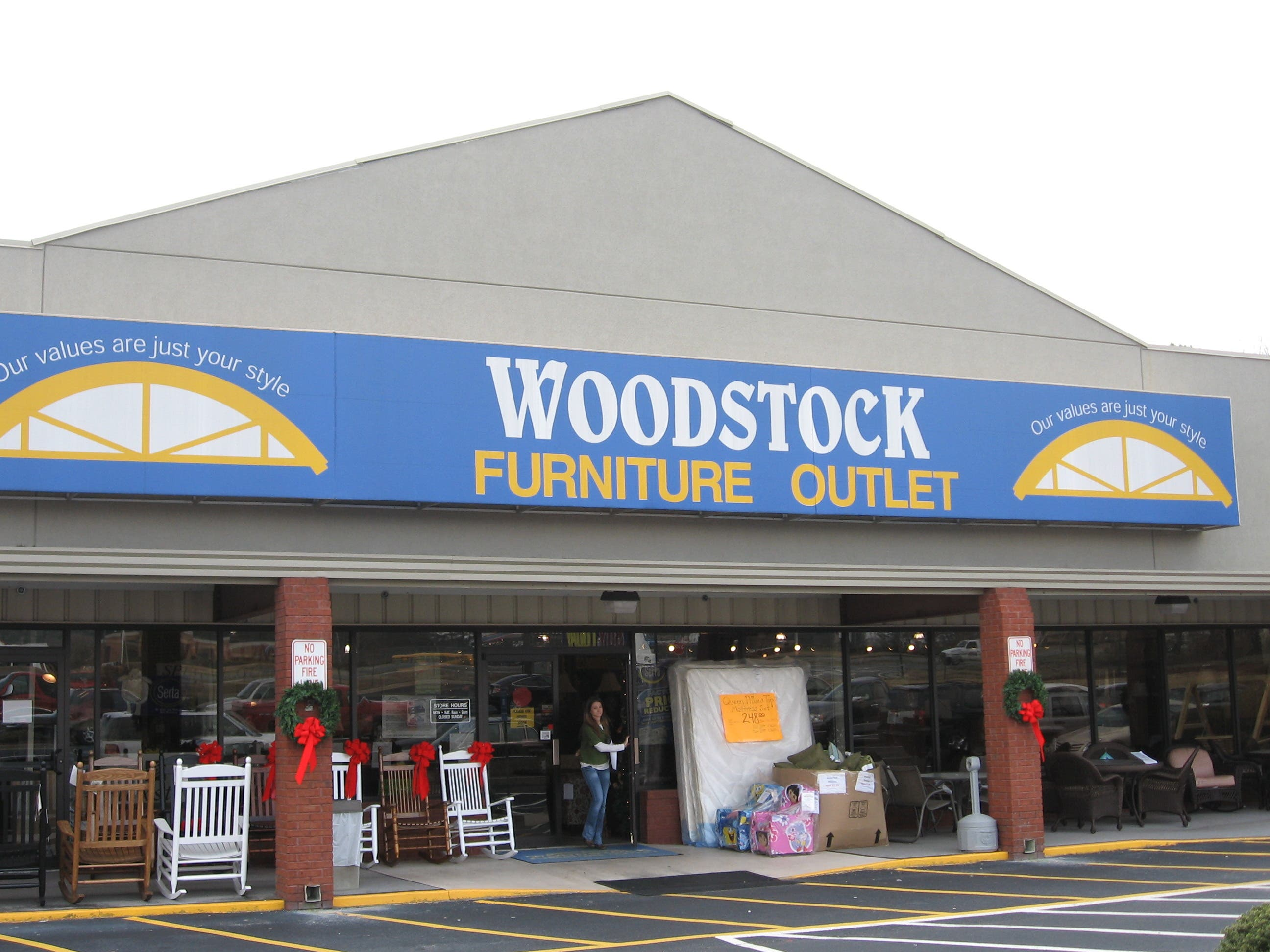 Small Business Q A Woodstock Furniture Outlet 2