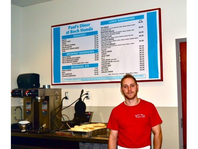 Paulu0027s Diner Opens Second Location At Boch Honda
