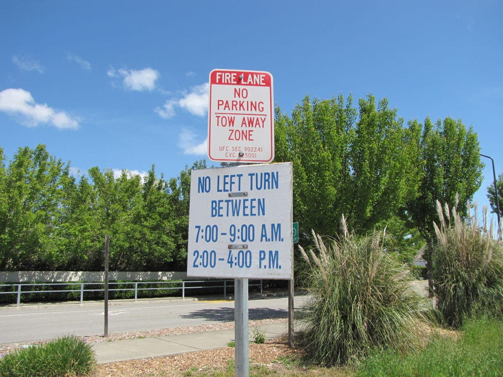 Follow Up: City Decides Hamilton Traffic Sign Will Stay