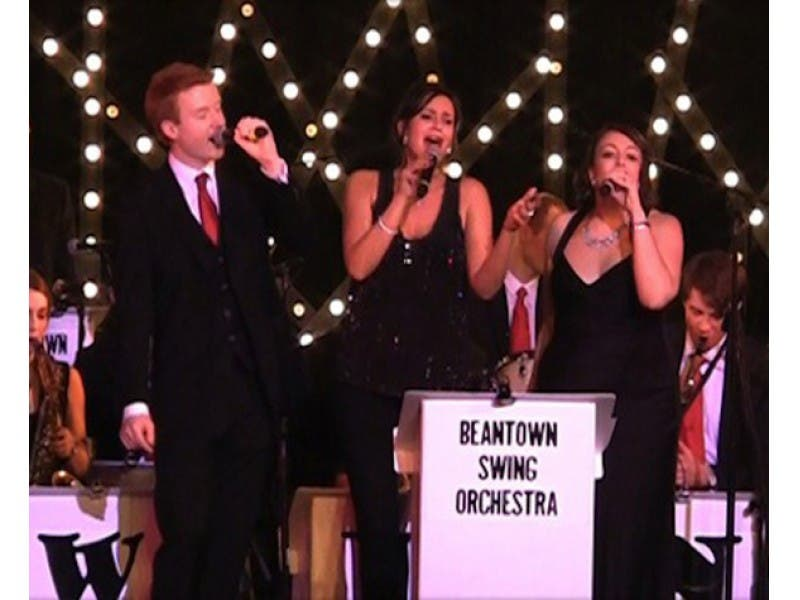 Woburn Historical Society Presents The Beantown Swing