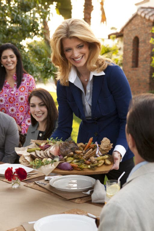 Lifestyle Author Cheryl Najafi Offers Summer Party Ideas