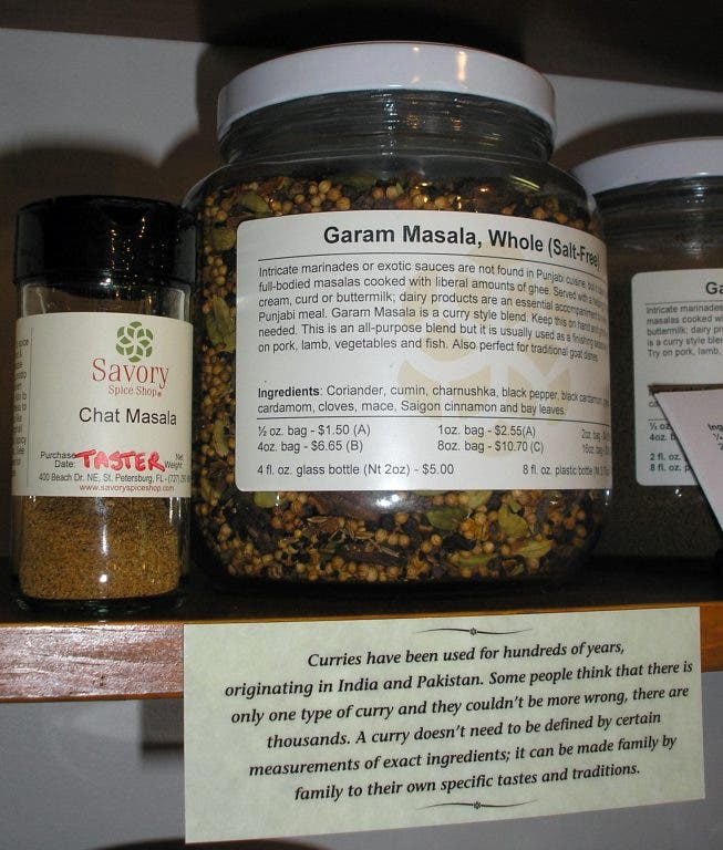 Savory Spice Shop Takes Cue from Food Network | St  Pete, FL