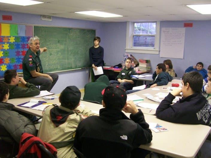 Troop 911 Yorktown Hosts 11th Merit Badge Seminar Yorktown