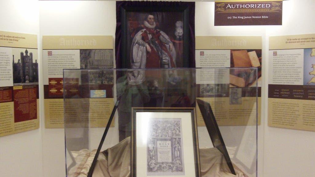 KSU Unveils King James Bible Exhibit | Kennesaw, GA Patch