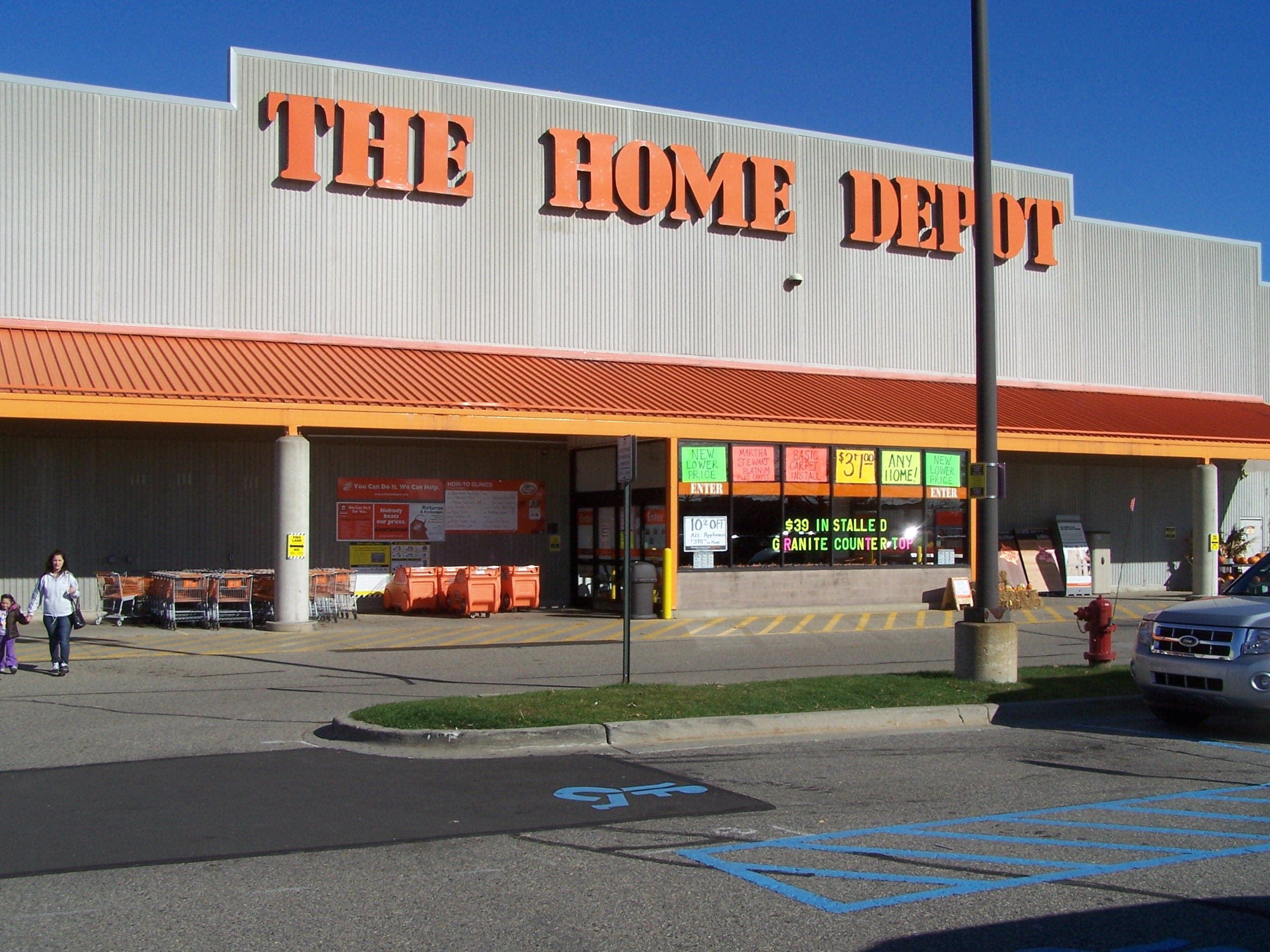 Police: 2 Men Accused of Stealing at Home Depot | Shelby ...